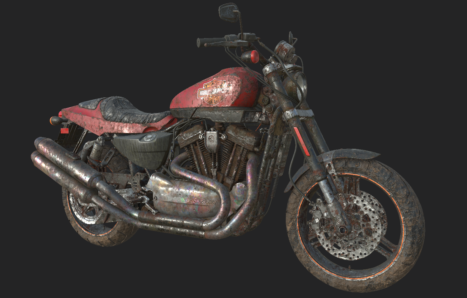 Substance Painter 多案例教程——更新完